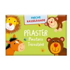 Børne plaster - Vilde dyr