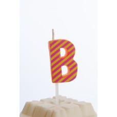 Bogstavs - Fødselsdagslys - B