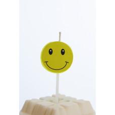 Kagelys - Motiv lys - Smiley