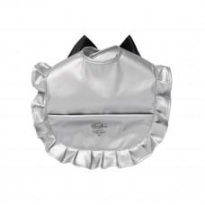 BOS - Spisesmæk med lomme - Sølv