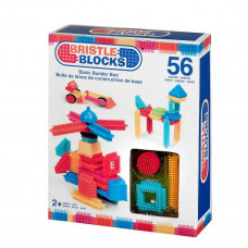 Bristle Blocks - Samleklodser - Æske med 56 stk
