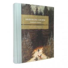 Brødrene Grimm - Personlig børnebog - Brødrene Grimms Samlede Eventyr - Forlaget Gyldendal