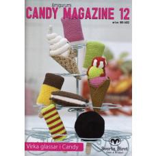 Candy Magazine 12 - Hækleopskrifter til skønne is og iskager