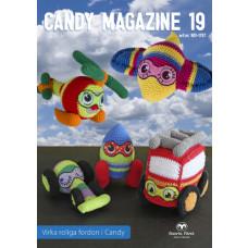 Candy Magazine 18 - E-opskrift - Hækleopskrifter til sjove køretøjer