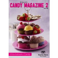 Candy Magazine 2 - Hækleopskrifter til skønne muffins og kager