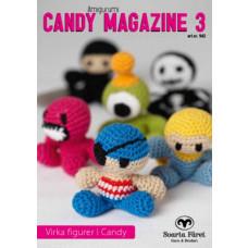 Candy Magazine 3 - Hækleopskrifter til sjove figurer