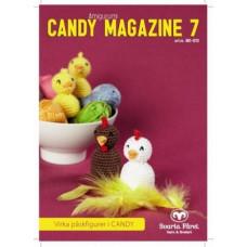 Candy Magazine 7 - Hækleopskrifter på fine påsketing