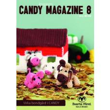 Candy Magazine 8 - Hækleopskrifter til bondegård og bondegårdsdyr