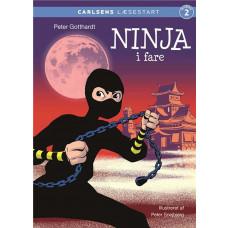 Carlsen - Læsestart - Ninja i fare