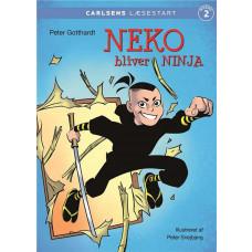 Carlsen - Læsestart - Neko bliver ninja