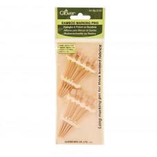 Clover - Bamboo markeringspinde