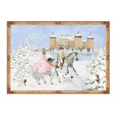 Coppenrath - Gammeldags julekalender med glimmer - Eventyr