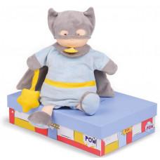 Doudou et Compagnie - Superhelt Batman - Nusseklud