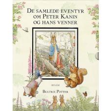Beatrix Potter - Personlig børnebog - De samlede eventyr om Peter Kanin og hans venner