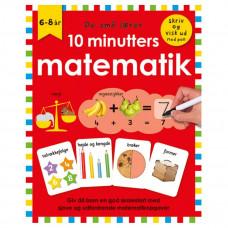 Alvilda - Skriv og visk ud - De små lærer - 10 minutters matematik