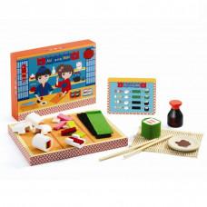 Djeco - Legemad - Aki et Maki - Sushi bar