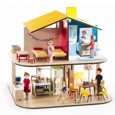 Djeco - Petit Home - Dukkehus - Lille