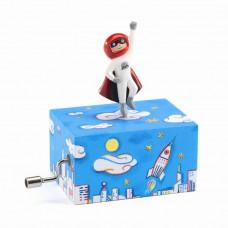 Djeco - Håndspilledåse - Astronaut