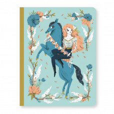 Djeco - Lovely Paper - Notesbog - Lucille