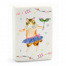 Djeco - Lovely Paper - Viskelæder - Aiko