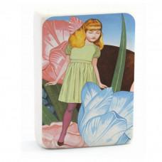 Djeco - Lovely Paper - Viskelæder - Fedora
