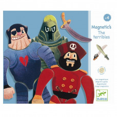 Djeco - Magneter - Banditter