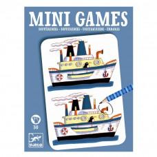 Djeco - Mini spil/Rejsespil - Mini Games - Find en fejl hos Rémi