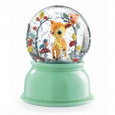Djeco - Snekugle med lys og glimmer - Bambi