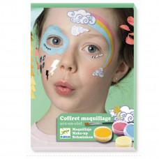 Djeco - Ansigtsmaling - Regnbue