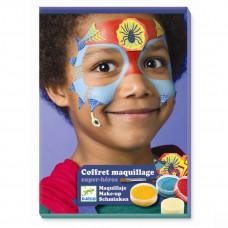 Djeco - Ansigtsmaling - Superhelte