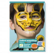 Djeco - Ansigtsmaling - Tiger