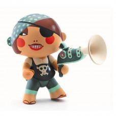 Djeco - Arty Toys - Piratfigur – Caraiba