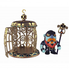 Djeco - Arty Toys - Piratfigur – Gnomus & Ze cage