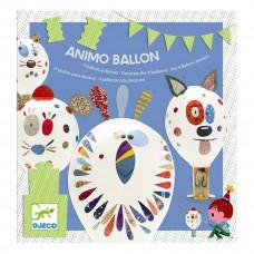 Djeco - Børne fødselsdags underholdning - Animo Balloner - Balloner til dekoration