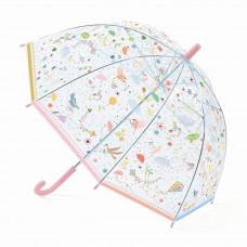 Djeco - Børne paraply - Himlens lys