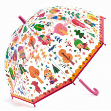 Djeco - Børne paraply - Skoven
