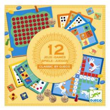 Djeco - Spil - Brætspil - Klassisk spillemagasin for de små
