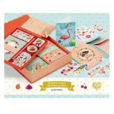 Djeco - Lovely Paper- Tilbehør til skrivebord - Marie