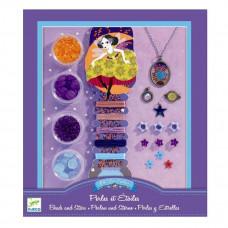 Djeco - Perlesæt - Perler og stjerner