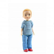 Djeco - Petit Home - Dukkehus dukker - Victor