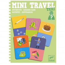Djeco - Mini Travel - Teki