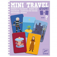 Djeco - Mini Travel - Stori