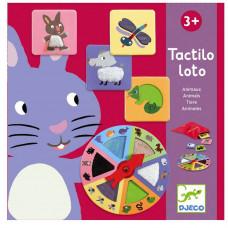 Djeco - Spil - Føle- og rørespil - Dyr