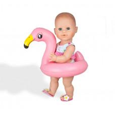 Dukke tilbehør - Dukketøj - Badering Flamingo