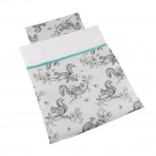 Dukke tilbehør - Dukke sengetøj - Egern