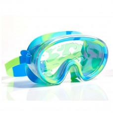 Bling2O - Svømmemaske - Lava Lime