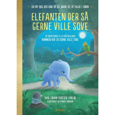 Alvilda - Elefanten der så gerne ville sove - Luksus udgave