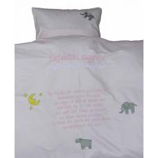 Junior sengetøj - Elefantens Vuggevise