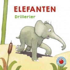 Forlaget Bolden - Snip snap snude minibøger - En dag i zoo - Elefanten - Drillerier