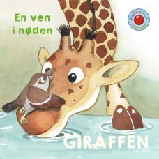 Forlaget Bolden - Snip snap snude minibøger - En dag i zoo - Giraffen - En ven i nøden